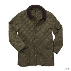Barbour Jacket..you know the type.