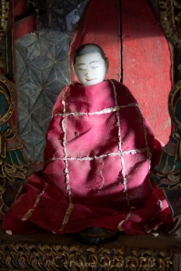 Love a nice Buddha blanket!© Carole Scott 2013