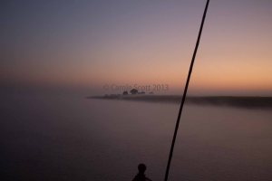 Dawn Colours © Carole Scott 2013
