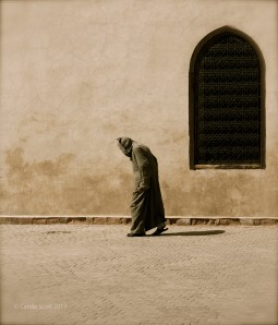 This photo makes me want to write a mystery set in medieval Marrakech