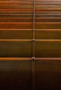 Hues of Pews © Carole Scott 2013