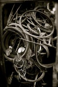 Spare parts © Carole Scott 2013